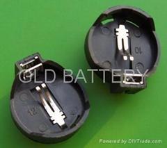 纽扣电池座BH2032-2