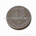3V纽扣电池 CR1225