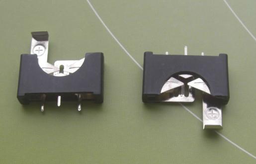 Battery Holder For CR2032 1