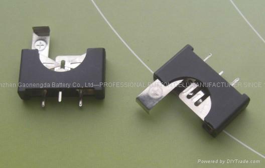 Battery Holder For CR2032 2