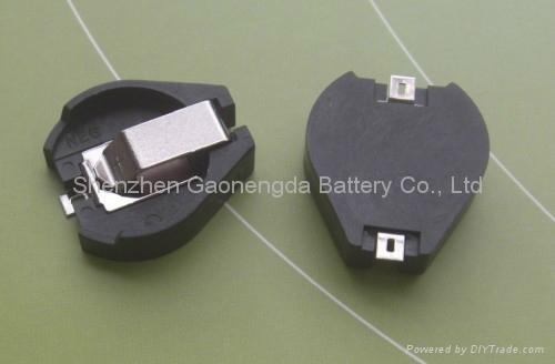 CR2032电池座 1