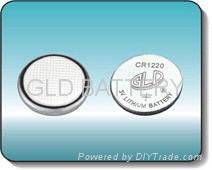 Button Cell CR1220 battery