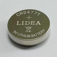 供應CR2477 NFH-LF鋰錳扣式電池