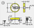 CR1632/1HF Button Cell