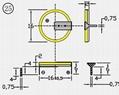 CR1620 FH-LF Button Cell
