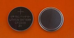 Button cell CR2325 battery