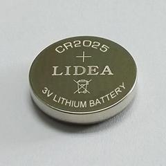 3V高容量纽扣电池 CR2025