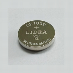 Button cell CR1632 battery