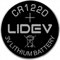 CR1220/1VC Button Cell