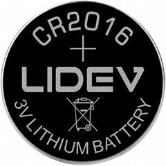 3V纽扣电池 CR2016