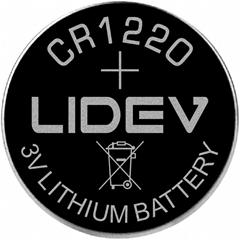3V 纽扣电池CR1220