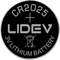 3V 纽扣电池CR2025