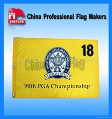 Cheap Flag Banner Display