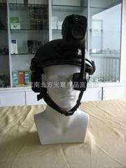 熱像白光-雙光路頭盔