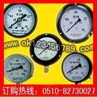 弹簧管压力表 耐震压力表 不锈钢压力表 真空压力表 压力表