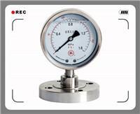 衬四氟隔膜压力表系列