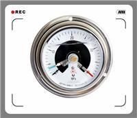 光电耐震电接点压力表系列