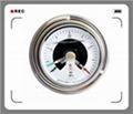 光電耐震電接點壓力表系列