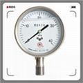 不鏽鋼膜盒壓力表系列