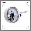 電接點雙金屬溫度計系列