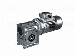 NMRV系列鋁合金外殼方形蝸輪減速機