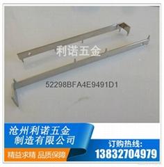 金属结构件、钣金、冲压金属外壳、CNC机加工