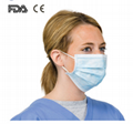 China Factory non woven 3 ply facemask disposable mask