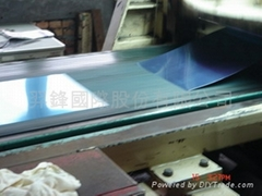 super thin mirror finishing stainless steel sheets/coil
