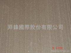 超薄毛丝面(H.L)不锈钢板/卷