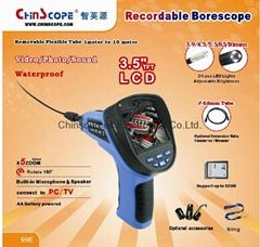 "99E- 3910L1 3.5""wireless 4LED 3.9mm head"