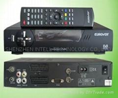 Eurovox EX5000PVR(DVB-C receiver)