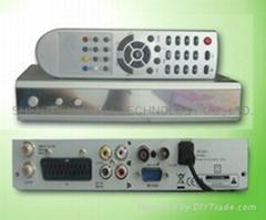 Globo4100c (FTA receiver)