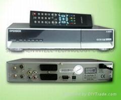openbox820CI(DVB-S with card reader )