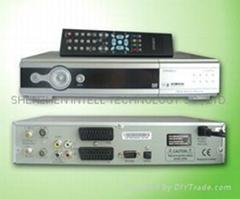 openbox810(DVB-S with card reader )