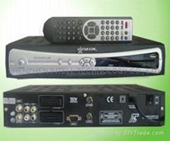電視接收器適合中東starcom3400