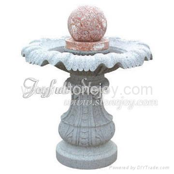 Granite & Marble Water Fountains 5