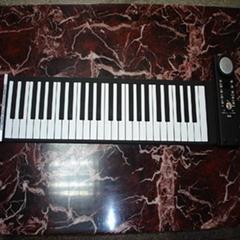 硅膠電子琴