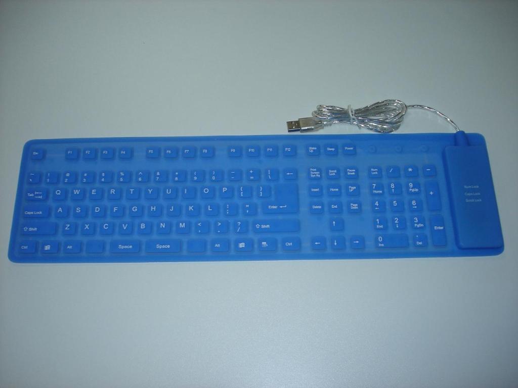 硅胶键盘 1