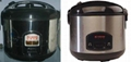 Round Xishi Stainless Rice Cooker