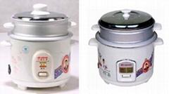 Flower Print Rice Cooker(0.6 / 1.2 / 1.5 / 1.8 / 2.2 / 2.8 /10 / 12/ 15 L)