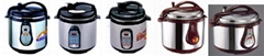 Electric Pressure Rice Cooker (4 / 5 / 6 L)