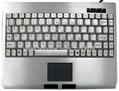 笔记型工业键盘带触摸板K88C
