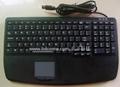 笔记本式医疗键盘带触摸板KM1