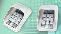 銀行專用12鍵機械密碼鍵盤