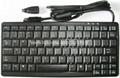 笔记型工业键盘K88,德国CH