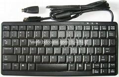 笔记型工业键盘K88,德国CHERRY确励标准