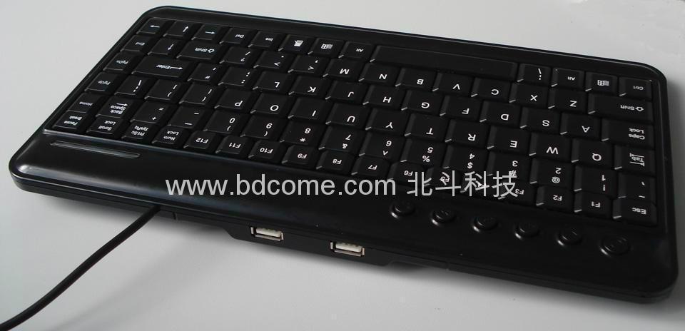 Laptop USB keypad wired & wireless series & HUB & LCD Display & Calculator 5