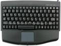 Mini迷你型工业键盘带触摸板