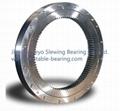 Canning machine slewing bearing ring