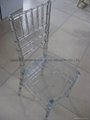 Clear Chivari Chairs